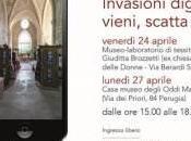 Invasioni digitali Perugia saranno invasi Museo Laboratorio Giuditta Brozzetti Casa degli Oddi Marini Clarelli