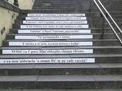 poesia Napoli: scalinata versi Salvatore Giacomo
