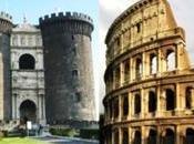 Napoli Roma. ostilità hanno origini remote