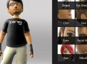 Avatars Xbox Windows