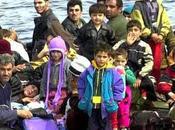Migranti: richiedenti asilo Italia sotto media