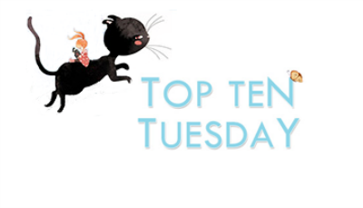 Top Ten Tuesday: Top Ten ALL TIME Favorite Authors