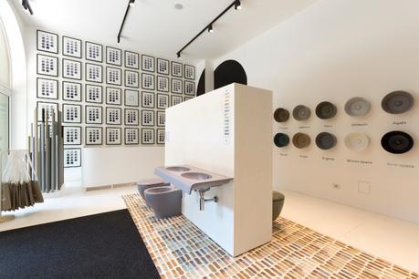 La palette bagno di colore pastello per il bagno paperblog - Bagno di colore prodotti ...