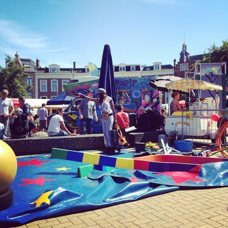 Appuntamento all'aria aperta: i summer festivals nel Paesi Bassi
