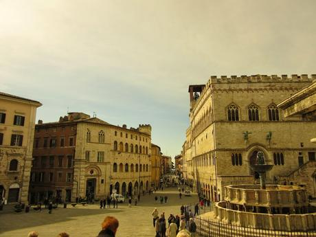 Bella e faticosa Perugia///Journey in Umbria