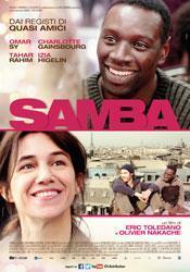 nuova strana coppia: recensione film SAMBA
