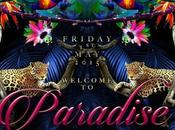 Milano, maggio 2015 Just Cavalli inaugura l`estivo Paradise.