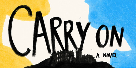 News: Carry On di Rainbow Rowell Cover Reveal