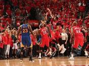 Playoff 23/04/2015: James-Rose-Curry urlo, Cavs-Bulls-Warriors