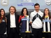 Conferenza Maglia speciale Udinese porta Pallamano Serie