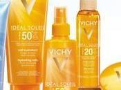 Abbronzatura perfetta pelle protetta solari Vichy