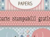 Baby Nascita stampa gratis carte etichette