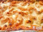 Lasagne alla crema verdure