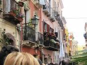 Villanova: musica balconi