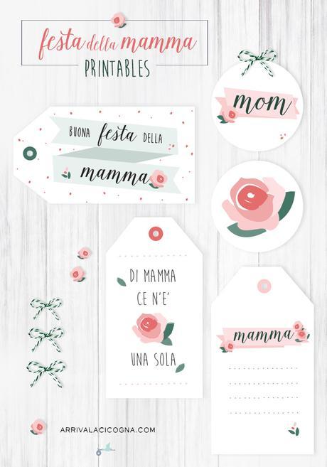 printables da scaricare per la festa della mamma