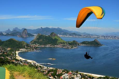 Parapente no Parque da Cidade de Niterói by Rodrigo_Soldon, on Flickr