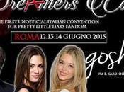 Convention Pretty Little Liars Roma
