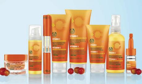 La The Body Shop presenta la nuova linea alla Vitamina C