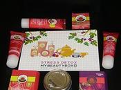 MYBEAUTYBOX Stress Detox (box Aprile)