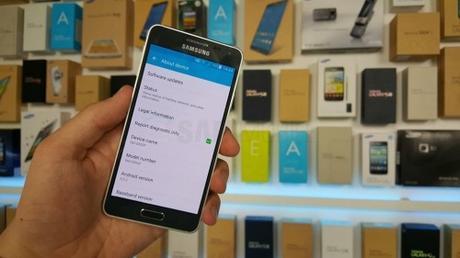 A distanza di qualche giorno dal rilascio per Galaxy A3, Android 5.0.2 Lollipop su Samsung Galaxy Alpha è stato rilasciato ufficialmente in Corea samsung galaxy alpha
