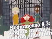 """""""Grand Tour, Libro primo, locanda fantasma"""", Conte Ettore Gazza Mezzanotte, Grappolo Libri"""