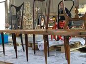 Trenta sedie sedersi, design cultura dentro