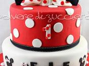 Disney Minnie cake: torta decorata tema