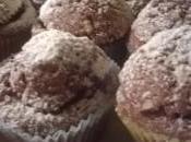Muffin cacao ripieni crema caffè!!