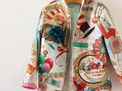 occasione speciale giacca cucita bambina