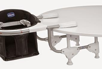 Shopping seggiolino da tavolo chicco 360 colore nero for Chicco seggiolino tavolo