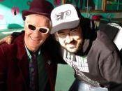 Piotta Captain Sensible cantano sequel Wot!, mondiale Anni rap, funk rock