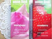[Recensione] doccia Strawberry Lotus Ginger Anne Lind Annemarie Borlind