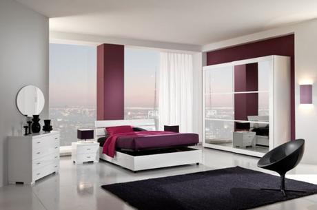 Camere da letto matrimoniali, per rinnovare la vostra casa ...