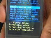 Formattare resettare Galaxy Pocket come fare Hard Reset Samsung