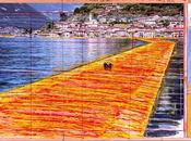 Christo Floating Piers Project Lake Iseo, Italy