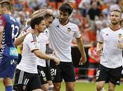 Liga: Valencia sbaglia, Malaga Granada ancora vivo!