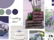 moodboard wednesday linky party Lavander inspired