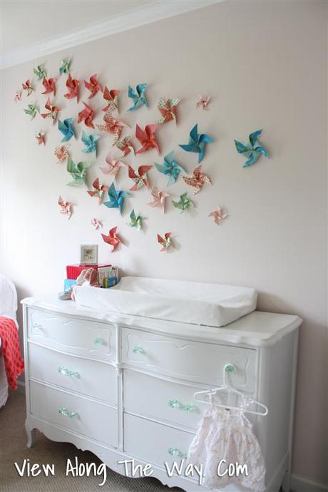 10 idee per decorare le pareti delle camerette dei bambini * 10 ...