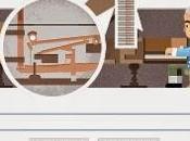 Bartolomeo Cristofori: doodle anni dalla nascita