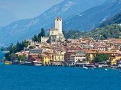Lago Garda: Malcesine capperi limoni [fuga artisti animi romantici]