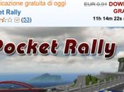 Pocket Rally gratis solo oggi Amazon Shop