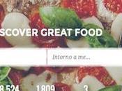 Motori ricerca cibo: arriva Tasteet!