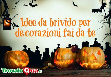 Decorazioni halloween fai da te idee da brivido per for Decorazioni torte halloween fai da te