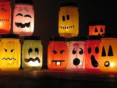 Decorazioni halloween fai da te idee da brivido per for Halloween decorazioni fai da te
