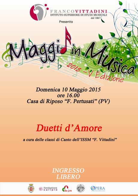 Per la Festa della Mamma: Duetti D'amore al Pertusati di Pavia
