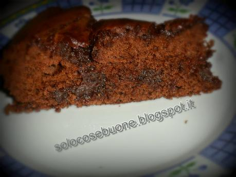 Bagno Nella Nutella.Torta Al Cacao Con Cuore Morbido Alla Nutella Paperblog