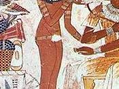 Morti, fame. cibo nell'Antico Egitto.