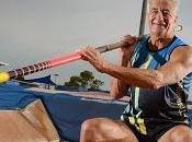 Atletica Master, Australia saltatore l'asta 73enne salta metri