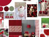 moodboard wednesday linky party Cherries inspired