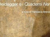 """Presentazione libro pietà pensiero. Heidegger Quaderni Neri"""" maggio Torino"""